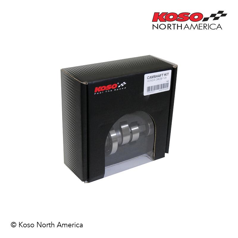 GROM KOSO Performance Camshaft Kit