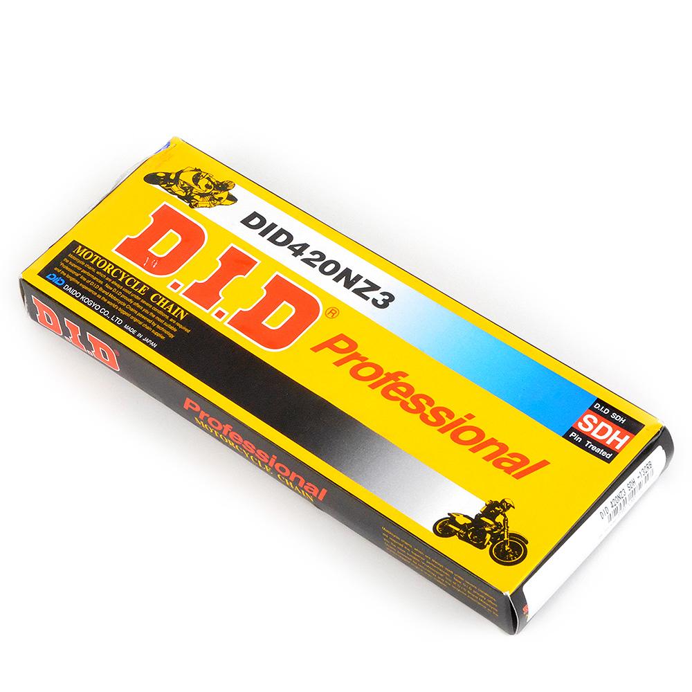 DID NZ Series Professional Chain - BLACK
