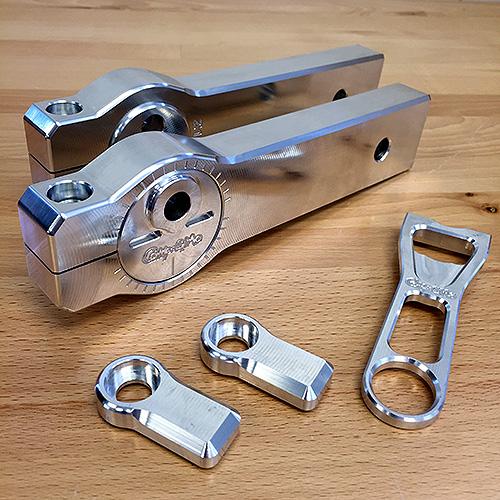 Z125 Pro ComposiMo Slip-in Stretch Kit - 5-6