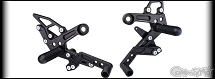 GROM DRIVEN Racing TT Rearsets