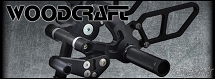 GROM WoodCraft Rearsets Standard or GP Shift!
