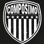 ComposiMo Sticker - Crest Printed