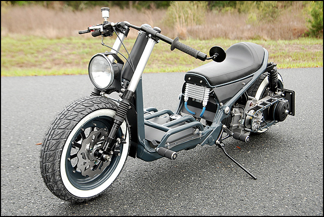 Scooters on Pinterest