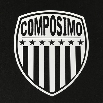 ComposiMo Sticker - Crest Die Cut