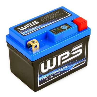 Ruckus WPS Featherweight Lithium Battery (150 CCA)
