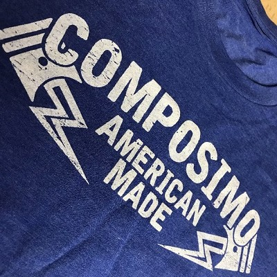 ComposiMo Shirt - American Made Crest
