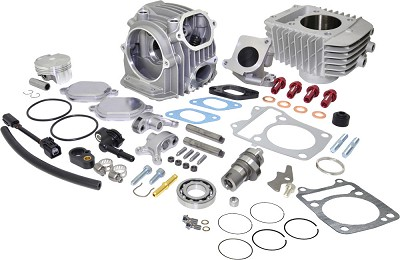 KOSO Grom 170cc Big Bore Kit BBK w/4-Valve Cylinder Head